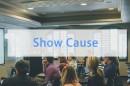 出勤率低、成绩差,学校要求做Show Cause,怎么办?